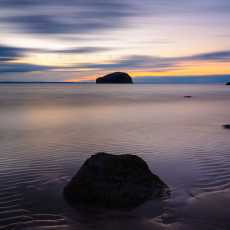 Bass Rock in the Gloaming #2
