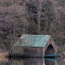 Loch Ard Boat House