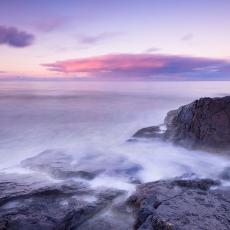 Dunstanburgh Sunset