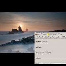 Darf Single Monitor Screenshot