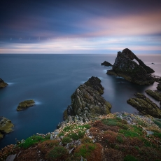 Bow Fiddle Rock Sunset #1.1