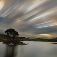 Early Morning at Loch Assynt
