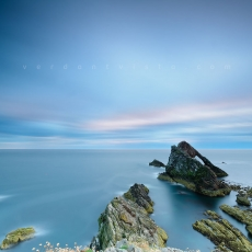Bow Fiddle Rock Sunset #1.2