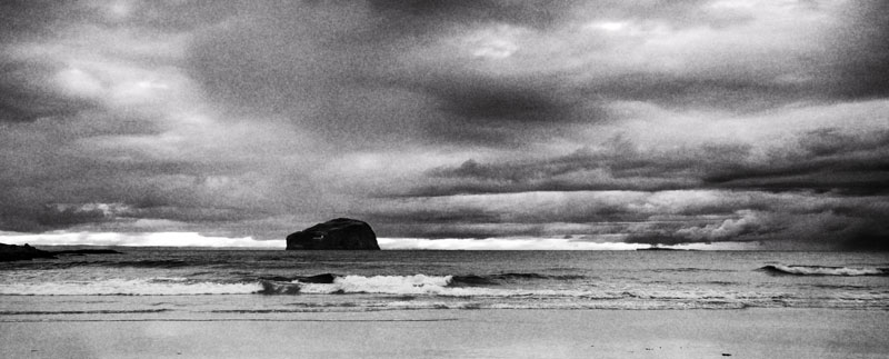 Bass Rock | After Processing